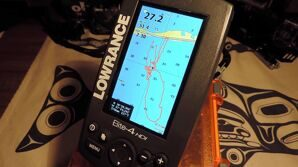 LOWRANCE ELITE 4 HDmi Б\У