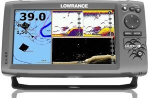 LOWRANCE HOOK 9 CHIRP 83\200+455\800 кГц