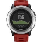 Garmin FENIX 3 Silver\Red