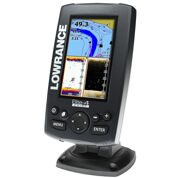 LOWRANCE ELITE 4 CHIRP 83/200+455/800 кГц