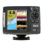 LOWRANCE ELITE 5 CHIRP 83/200+455/800 кГц Б\У