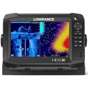 LOWRANCE HDS 7 Carbon Active Imaging 3-in-1