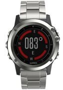 Garmin FENIX 3 Saphire Metal/Leather